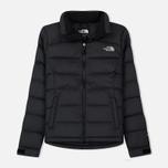 Женский пуховик The North Face Nuptse 2 TNF Black фото- 0