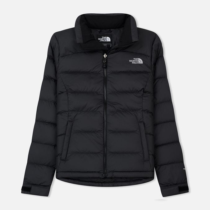 Женский пуховик The North Face Nuptse 2 TNF Black