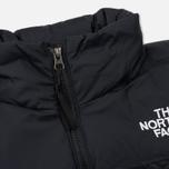 Женский пуховик The North Face Nuptse Duster TNF Black фото- 3