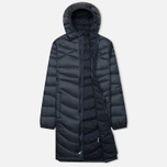 Женский пуховик The North Face Upper West Side Space Blue фото- 1
