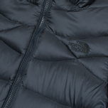 Женский пуховик The North Face Upper West Side Space Blue фото- 3