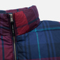 Женский пуховик Tommy Jeans Cotton Check Puffa Blue Print/Multi Check фото - 2