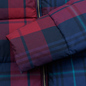 Женский пуховик Tommy Jeans Cotton Check Puffa Blue Print/Multi Check фото - 3