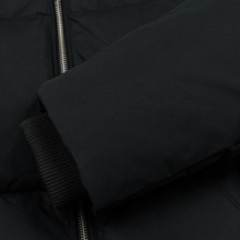 Женский пуховик Tommy Jeans Long Down Puffa Coat Black фото- 6