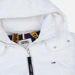 Женский пуховик Tommy Jeans Oversized Puffa Bright White фото- 1