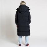 Женский пуховик Tommy Jeans Oversized Puffa Coat Black фото- 9