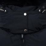 Женский пуховик Tommy Jeans Oversized Puffa Coat Black фото- 1
