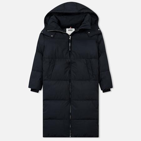 Женский пуховик Tommy Jeans Oversized Puffa Coat Black