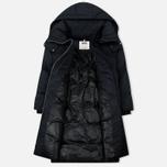 Женский пуховик Tommy Jeans Oversized Puffa Coat Black фото- 3