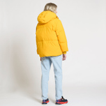 Женский пуховик Tommy Jeans Oversized Puffa Mango Mojito фото- 4