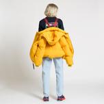 Женский пуховик Tommy Jeans Oversized Puffa Mango Mojito фото- 5
