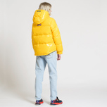 Женский пуховик Tommy Jeans Puffer Expedition 6.0 Lemon Chrome фото- 9