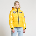 Женский пуховик Tommy Jeans Puffer Expedition 6.0 Lemon Chrome фото- 7