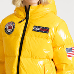 Женский пуховик Tommy Jeans Puffer Expedition 6.0 Lemon Chrome фото- 10