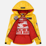 Женский пуховик Tommy Jeans Puffer Expedition 6.0 Lemon Chrome фото- 1