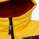 Женский пуховик Tommy Jeans Puffer Expedition 6.0 Lemon Chrome фото- 3