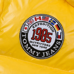 Женский пуховик Tommy Jeans Puffer Expedition 6.0 Lemon Chrome фото- 4