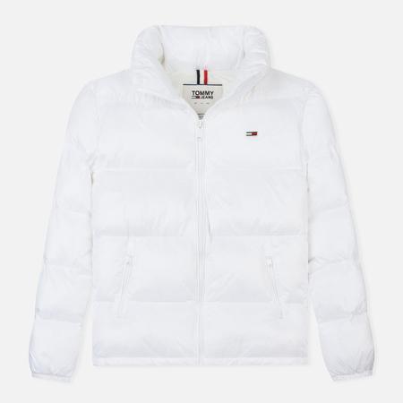 Женский пуховик Tommy Jeans Tommy Classic Puffa Bright White