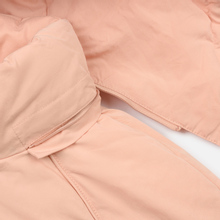 Женский пуховик Tommy Jeans Tommy Detail Puffa Hooded Pink Sand фото- 3