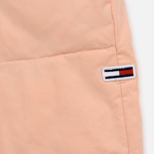 Женский пуховик Tommy Jeans Tommy Detail Puffa Hooded Pink Sand фото- 7