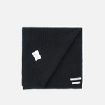 Женский шарф Norse Projects Louisa Stitch Black фото- 1