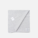 Женский шарф Norse Projects Louisa Stitch Light Grey Melange фото- 1