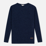 Женский свитер Barbour Countrywear Aster Knit Navy фото- 0