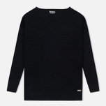 Женский свитер Barbour International Tappet Knit Black фото- 0