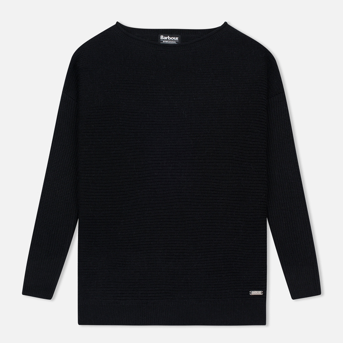 Женский свитер Barbour International Tappet Knit Black