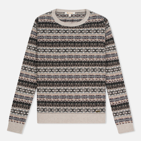 Barbour Lifestyle Mallow Women's Sweater Ecru