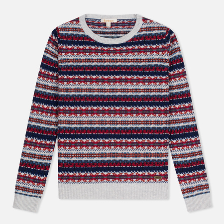 Barbour Lifestyle Mallow Women's Sweater Faded Blue
