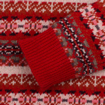 Barbour Lifestyle Mallow Lighthouse Women's Sweater Red photo- 2