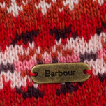 Barbour Lifestyle Mallow Lighthouse Women's Sweater Red photo- 3