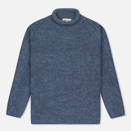 Barbour Melilot Women's Sweater Faded Blue