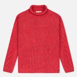 Женский свитер Barbour Melilot Rich Coral фото- 0