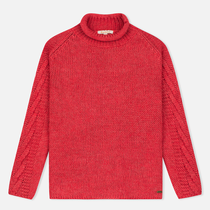 Женский свитер Barbour Melilot Rich Coral