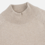 Barbour x Land Rover Wadeline Roll Neck Women's Sweater Dark Peal photo- 1