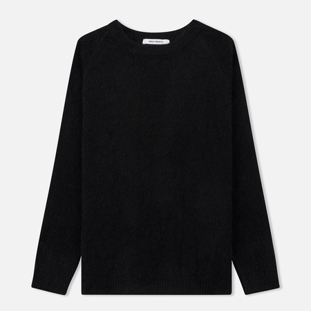 Женский свитер Norse Projects Ajo Brushed Black
