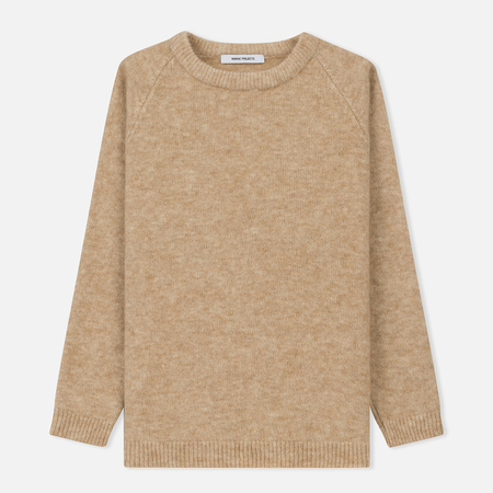 Женский свитер Norse Projects Ajo Brushed Camel