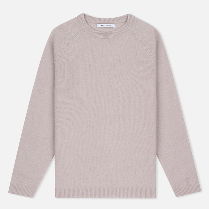 Женский свитер Norse Projects Ajo Felt Dusty Lilac