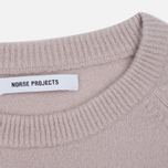 Женский свитер Norse Projects Ajo Felt Dusty Lilac фото- 2