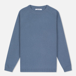 Женский свитер Norse Projects Ajo Felt Pale Blue Melange фото- 0