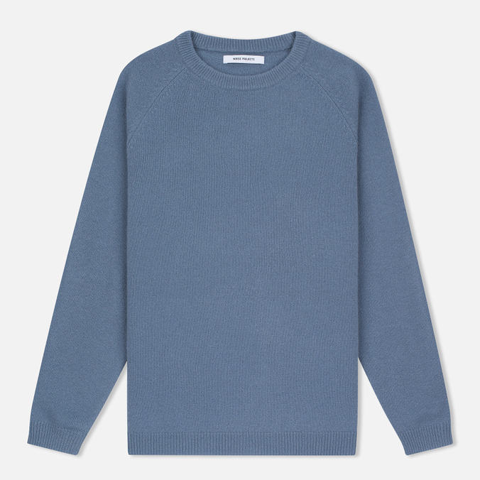 Женский свитер Norse Projects Ajo Felt Pale Blue Melange