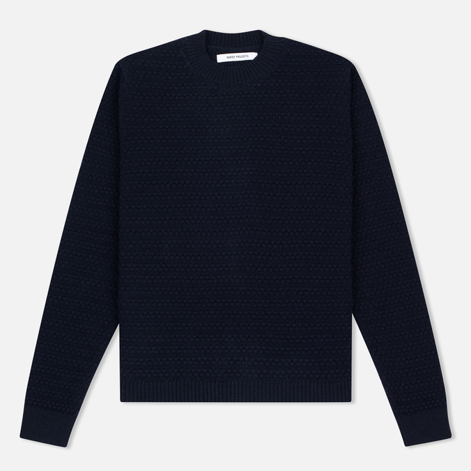 Женский свитер Norse Projects Bera Bubble Dark Navy
