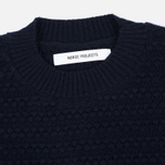 Женский свитер Norse Projects Bera Bubble Dark Navy фото- 1
