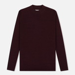 Женский свитер Norse Projects Embla High Thin Wool Plum фото- 0