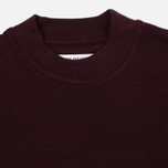 Женский свитер Norse Projects Embla High Thin Wool Plum фото- 1