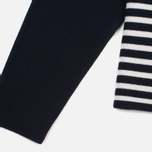 Женский свитер Norse Projects Eydis Spongy Stripe Dark Navy фото- 3