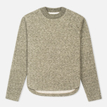 Женский свитер Norse Projects Runa Wool Dark Olive Melange фото- 0
