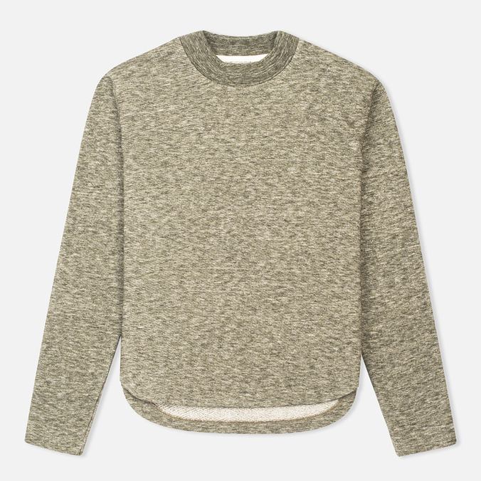 Женский свитер Norse Projects Runa Wool Dark Olive Melange